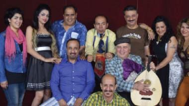 «ورق ورق» مسرحية ترسم البسمة على وجوه العراقيين