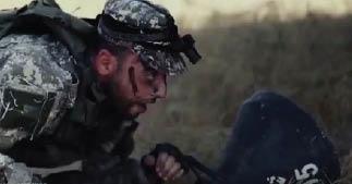 """فنان فلسطيني يتعزل التمثيل وينضم لـ """"داعش"""""""