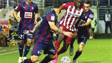نافاس يكتب اسمه في تاريخ ريال مدريد.. وأتلتيكو يهزم إيبار بجدارة