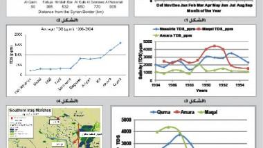 تدهور نوعية مياه شط العرب.. المشكلة والحل