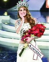 ملكة جمال فينزويلا.. عربية