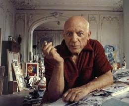 """معرض فرنسي يوضّح تأثير """"بيكاسو"""" على فناني عصره"""