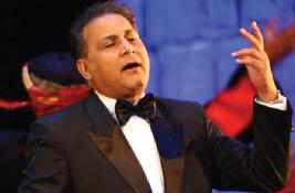 60 مغنياً يحيون حفلات الموسيقى العربية في القاهرة