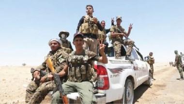 القوّات الأمنية تقترب من تحرير 75 % من أراضي الأنبار