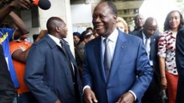 ولاية ثانية لرئيس ساحل العاج  بعد فوزه بأغلبية ساحقة