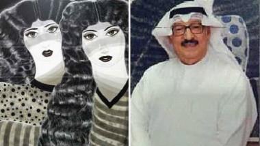 محمد الفارسي: الرسم بالأبيض والأسود تحدٍّ كبير للفنان