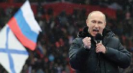 بوتن أقوى رجل في العالم