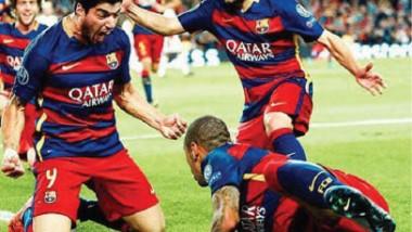 برشلونة المتوهج يكتسح ريال مدريد العشوائي في كلاسيكو الأرض