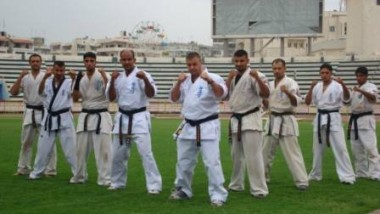 العراق في بطولة تايلند بالكيكو شنغاي
