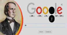 """""""غوغل"""" تحتفل بالذكرى 200 لميلاد جورج بول"""