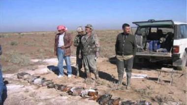 ديالى.. الصيد الجائر يُهدّد أصنافاً نادرة من الحيوانات في المحافظة