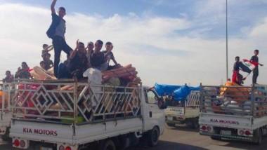 45 ألف عائلة عادت لمناطق سكناها في محافظة صلاح الدين