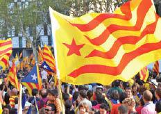 برلمان كاتالونيا المحلي يصوّت  على قـرار الإنفصال عن إسبانيا