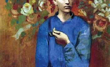 لوحة «الصبي» لبيكاسو تحتل المرتبة الأولى في العالم … سعراً