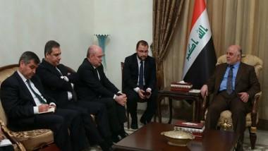 العراق يبلغ الوفد التركي بأن حل الأزمة ينحصر بسحب القوات التركية من أراضيه