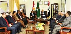 المجلس المركزي للاتحاد الوطني يدعو للحفاظ على وحدة وتماسك واستقرار البلاد