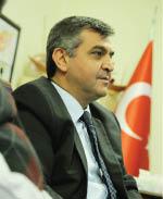 تركيا هدفها تقوية العراق وليس إضعافه وهي أول من يدافع عن وحدته