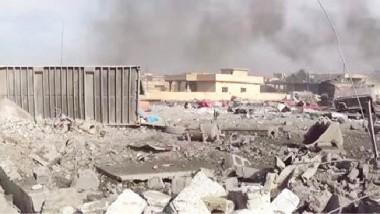 طائرات التحالف الدولي تدمّر جسرين يصلان الحويجة بكركوك وتقطع إمدادات المسلحين