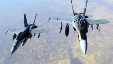 طائرات التحالف الدولي تدمر جسرين يصلان الحويجة بكركوك
