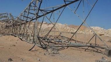 مجلس ديالى يدعو لحماية أبراج الكهرباء ويؤكد اعتقال «عناصر تخريبية»