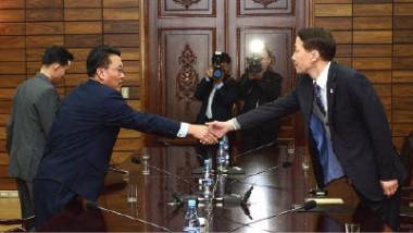 محادثات رفيعة المستوى بين الكوريتين قد تسهم بتسوية الأزمة