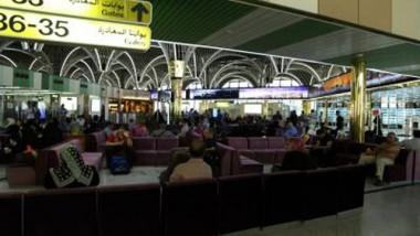 «الطيران المدني»: 2.17 مليون مسافر عبر مطار بغداد في 2015