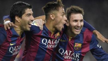 برشلونة يثأر من بلباو بسداسية.. وريال مدريد يكتسح خيخون بخماسية