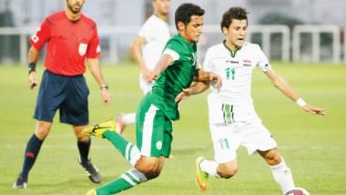 «الأولمبي» يواصل تدريباته المكثّفة في دبي