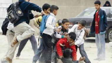 العنف بالتعليم يدفع الأطفال لترك المدارس