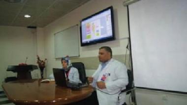 صحة الكرخ تواصل تنفيذ خطة لمنع إنتشار «النكاف» بين الطلبة