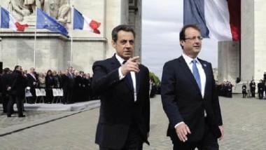 ثلاثة أرباع الفرنسيين يأملون عدم ترشيح هولاند وساركوزي للرئاسة