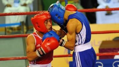 «الملاكمة» يعسكر في السليمانية