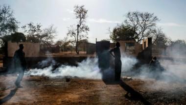 جيش جنوب السودان يضع 50 شخصاً  في حاوية ليقضوا اختناقاً