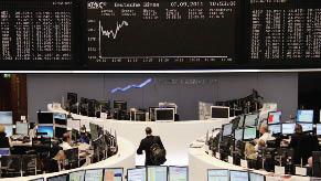 قطّاع البنوك يدعم الأسهم الأوروبية