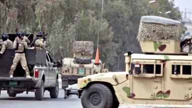 عمليات بغداد تعلن تفكيك أحزمة ناسفة ومتفجرات