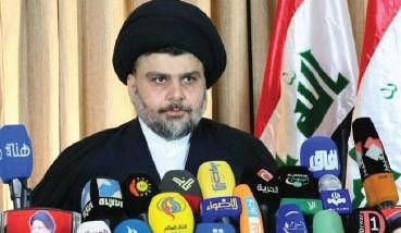 مقتدى الصدر يطالب بمنع سفر المسؤولين الفاسدين ويدعو لصلاة موحدة غداً