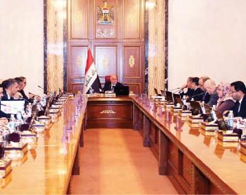 منع تمويل عقود استيراد مواد تصنع في العراق