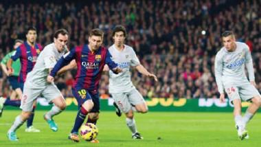 رسمياً ميسي يغيب عن برشلونة بسبب مشكلات في الكلى