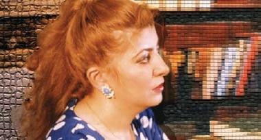 هديل كامل: الدراما المحلية بقيت  في حدود الشاشة العراقية
