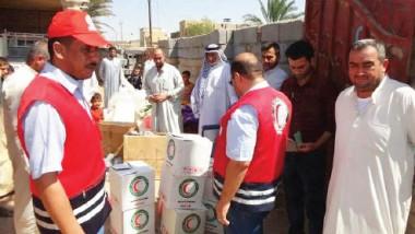 نحو 10 ملايين عراقي بحاجة إلى المساعدات الإنسانية