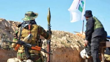 """تقدّم سريع للقوات المشتركة والحشد الشعبي يحطم الخطوط الدفاعية لـ """"داعش"""""""