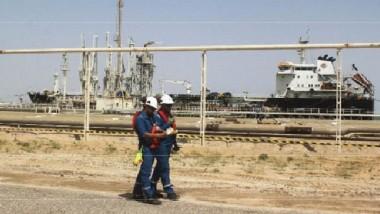 الأحتفال بتصدير أول شحنة من الغاز العراقي إلى الأسواق العالمية
