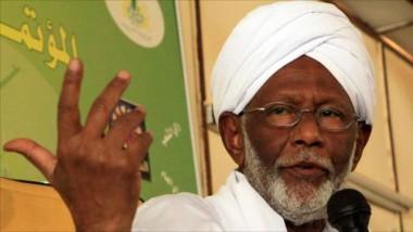 تشييع الزعيم حسن الترابي وسط إجراءت أمنية مشددة في الخرطوم