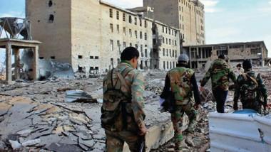 القوّات الحكومية تستعيد «تدمر» و«داعش» ينسحب إلى مناطق مجاورة