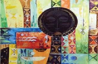 استلهام مقامات الخط العربي في جماليات الفن التشكيلي