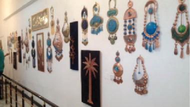 كرنفال للأعمال اليدوية في معهد الفنون الجميلة