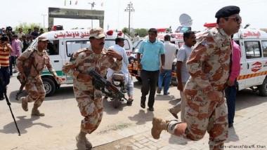 أكثر من 10 قتلى في هجوم انتحاري  على مجمّع قضائي بباكستان