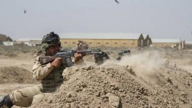 القوّات المشتركة تقتل 30 إرهابياً في أثناء عمليات دهم وتفتيش غربي الأنبار
