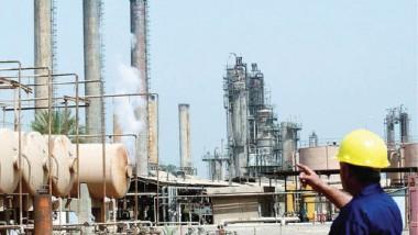102 مليون برميل صادرات آذار الماضي النفطية