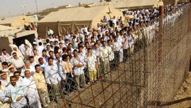 الإفراج عن 380 نزيلاً بينهم 43 امراة خلال آذار